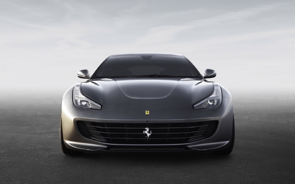 New 2020 Ferrari GTC4LUSSO for sale Call for price at Rolls-Royce Motor Cars Greenwich in Greenwich CT 06830 5