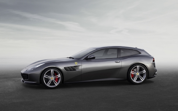 New 2020 Ferrari GTC4LUSSO for sale Sold at Rolls-Royce Motor Cars Greenwich in Greenwich CT 06830 6