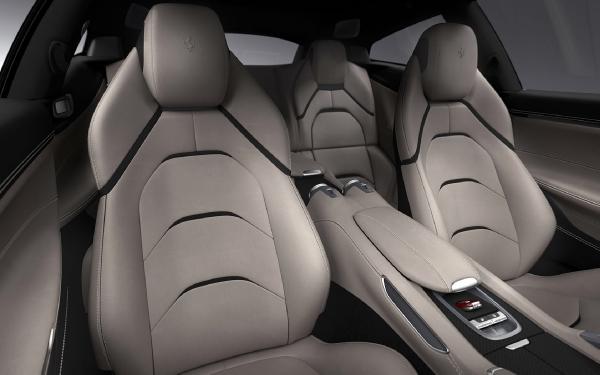 New 2020 Ferrari GTC4LUSSO for sale Sold at Rolls-Royce Motor Cars Greenwich in Greenwich CT 06830 7