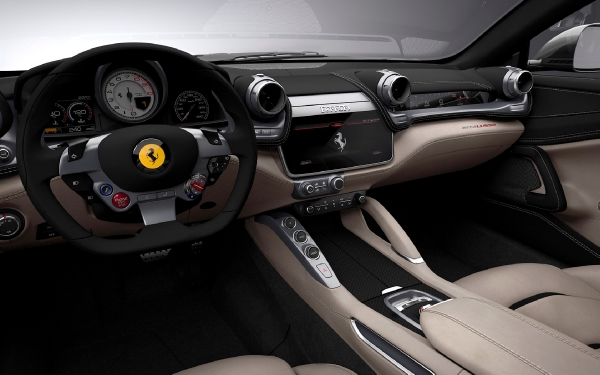New 2020 Ferrari GTC4LUSSO for sale Sold at Rolls-Royce Motor Cars Greenwich in Greenwich CT 06830 9