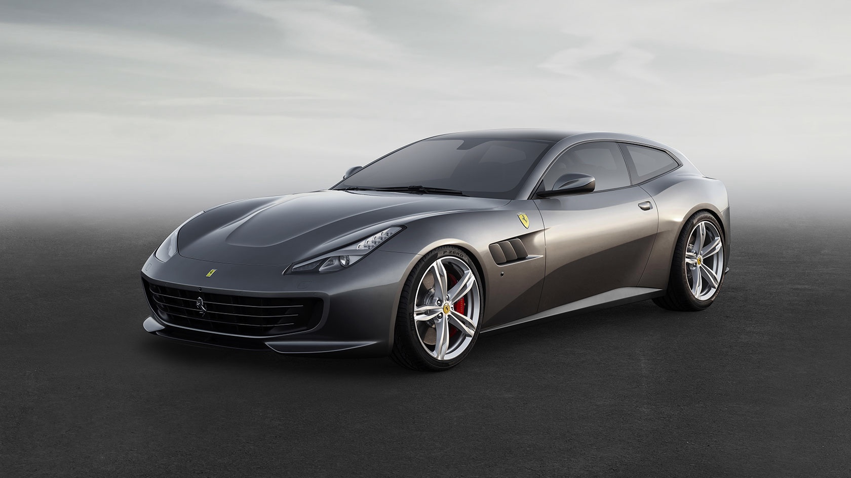 New 2020 Ferrari GTC4LUSSO for sale Call for price at Rolls-Royce Motor Cars Greenwich in Greenwich CT 06830 1