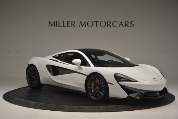 Used 2018 McLaren 570S Track Pack for sale Sold at Rolls-Royce Motor Cars Greenwich in Greenwich CT 06830 10