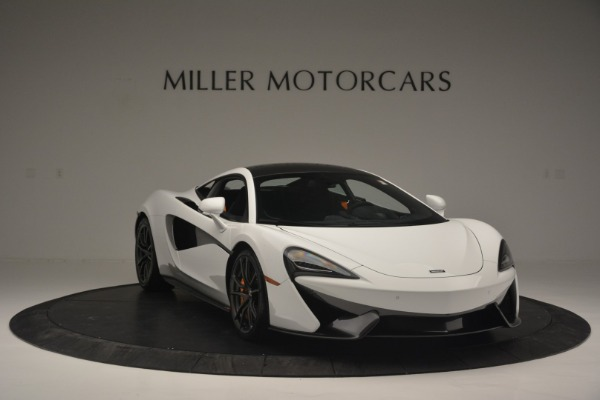 Used 2018 McLaren 570S Track Pack for sale Sold at Rolls-Royce Motor Cars Greenwich in Greenwich CT 06830 11