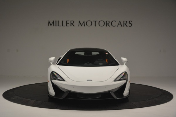 Used 2018 McLaren 570S Track Pack for sale Sold at Rolls-Royce Motor Cars Greenwich in Greenwich CT 06830 12