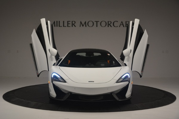 Used 2018 McLaren 570S Track Pack for sale Sold at Rolls-Royce Motor Cars Greenwich in Greenwich CT 06830 13