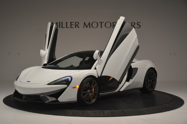 Used 2018 McLaren 570S Track Pack for sale Sold at Rolls-Royce Motor Cars Greenwich in Greenwich CT 06830 14
