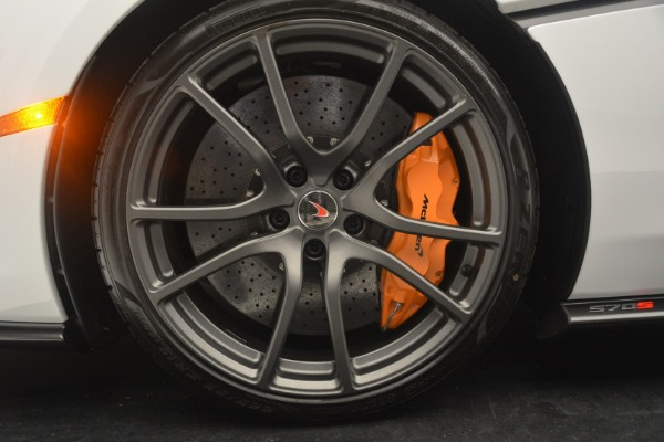 Used 2018 McLaren 570S Track Pack for sale Sold at Rolls-Royce Motor Cars Greenwich in Greenwich CT 06830 15