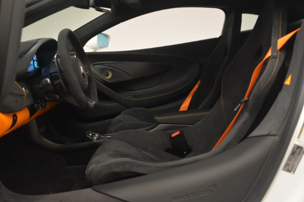 Used 2018 McLaren 570S Track Pack for sale Sold at Rolls-Royce Motor Cars Greenwich in Greenwich CT 06830 18