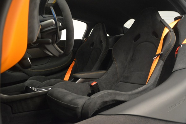 Used 2018 McLaren 570S Track Pack for sale Sold at Rolls-Royce Motor Cars Greenwich in Greenwich CT 06830 19