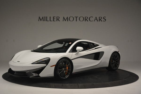 Used 2018 McLaren 570S Track Pack for sale Sold at Rolls-Royce Motor Cars Greenwich in Greenwich CT 06830 2