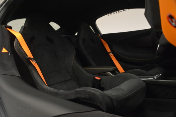 Used 2018 McLaren 570S Track Pack for sale Sold at Rolls-Royce Motor Cars Greenwich in Greenwich CT 06830 22