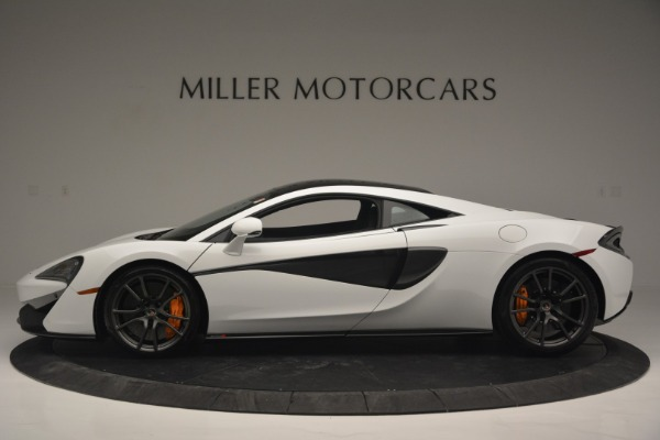 Used 2018 McLaren 570S Track Pack for sale Sold at Rolls-Royce Motor Cars Greenwich in Greenwich CT 06830 3