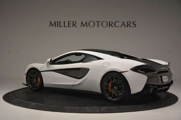 Used 2018 McLaren 570S Track Pack for sale Sold at Rolls-Royce Motor Cars Greenwich in Greenwich CT 06830 4