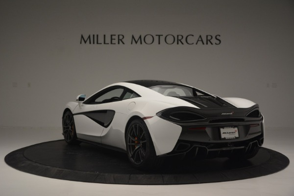 Used 2018 McLaren 570S Track Pack for sale Sold at Rolls-Royce Motor Cars Greenwich in Greenwich CT 06830 5