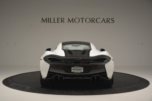Used 2018 McLaren 570S Track Pack for sale Sold at Rolls-Royce Motor Cars Greenwich in Greenwich CT 06830 6