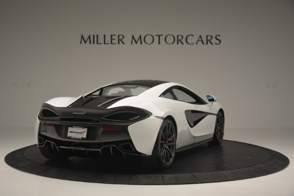 Used 2018 McLaren 570S Track Pack for sale Sold at Rolls-Royce Motor Cars Greenwich in Greenwich CT 06830 7