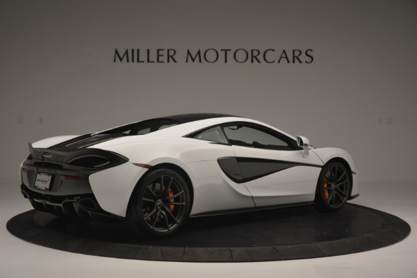 Used 2018 McLaren 570S Track Pack for sale Sold at Rolls-Royce Motor Cars Greenwich in Greenwich CT 06830 8