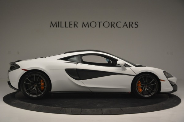 Used 2018 McLaren 570S Track Pack for sale Sold at Rolls-Royce Motor Cars Greenwich in Greenwich CT 06830 9