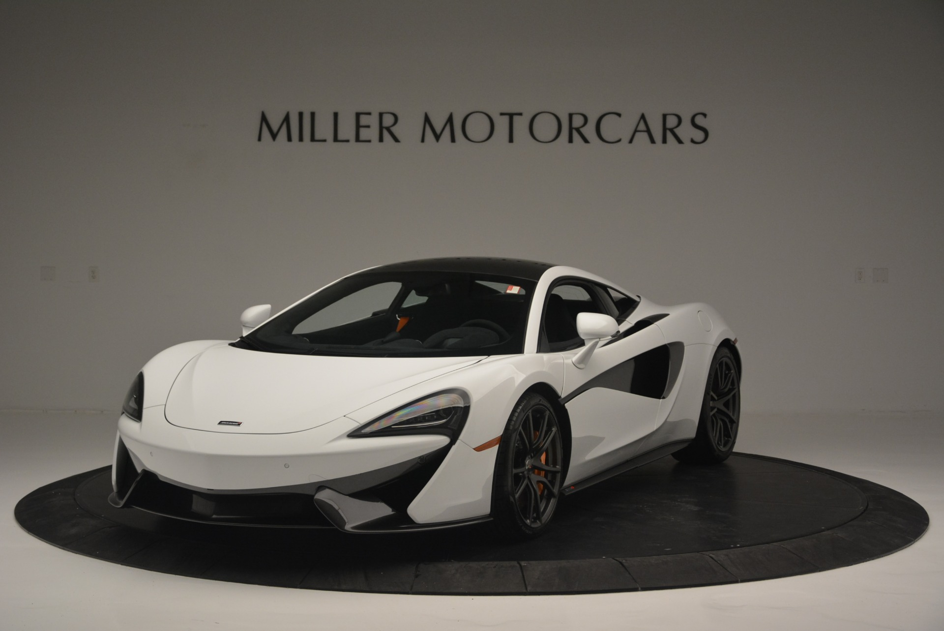 Used 2018 McLaren 570S Track Pack for sale Sold at Rolls-Royce Motor Cars Greenwich in Greenwich CT 06830 1
