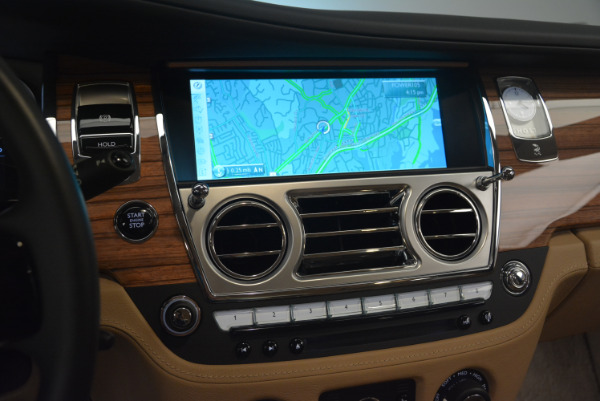 Used 2015 Rolls-Royce Ghost for sale Sold at Rolls-Royce Motor Cars Greenwich in Greenwich CT 06830 21
