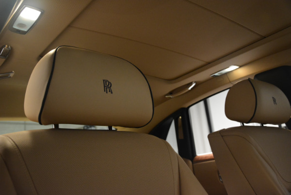 Used 2015 Rolls-Royce Ghost for sale Sold at Rolls-Royce Motor Cars Greenwich in Greenwich CT 06830 25