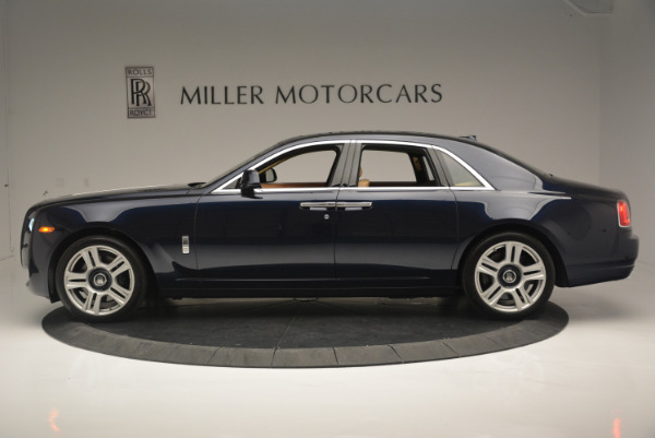 Used 2015 Rolls-Royce Ghost for sale Sold at Rolls-Royce Motor Cars Greenwich in Greenwich CT 06830 3