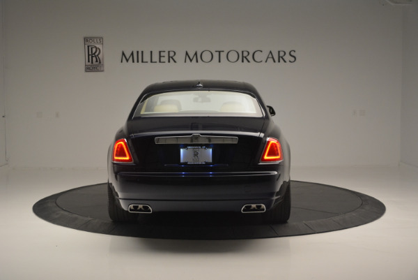 Used 2015 Rolls-Royce Ghost for sale Sold at Rolls-Royce Motor Cars Greenwich in Greenwich CT 06830 6