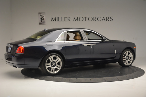 Used 2015 Rolls-Royce Ghost for sale Sold at Rolls-Royce Motor Cars Greenwich in Greenwich CT 06830 8