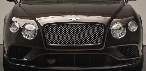 Used 2016 Bentley Continental GT W12 for sale Sold at Rolls-Royce Motor Cars Greenwich in Greenwich CT 06830 13