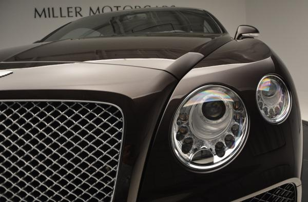 Used 2016 Bentley Continental GT W12 for sale Sold at Rolls-Royce Motor Cars Greenwich in Greenwich CT 06830 15