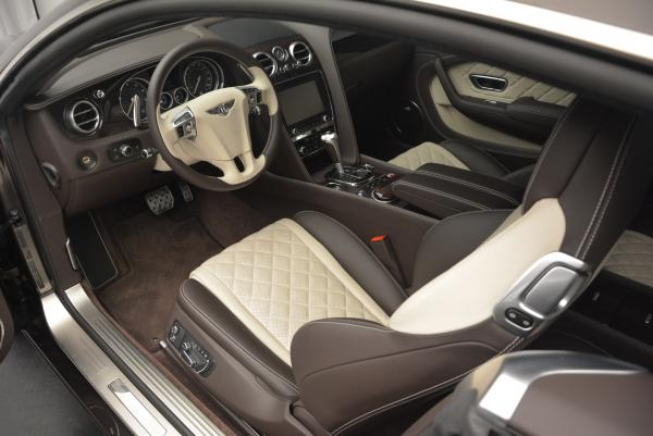 Used 2016 Bentley Continental GT W12 for sale Sold at Rolls-Royce Motor Cars Greenwich in Greenwich CT 06830 22