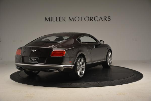 Used 2016 Bentley Continental GT W12 for sale Sold at Rolls-Royce Motor Cars Greenwich in Greenwich CT 06830 7