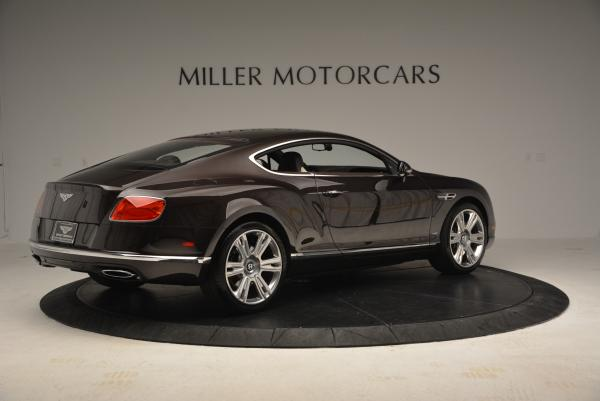 Used 2016 Bentley Continental GT W12 for sale Sold at Rolls-Royce Motor Cars Greenwich in Greenwich CT 06830 8