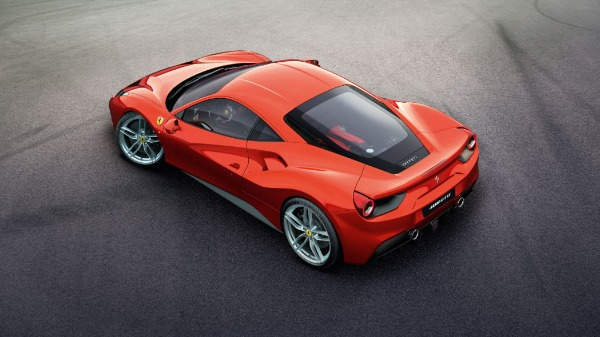 New 2019 Ferrari 488 GTB for sale Sold at Rolls-Royce Motor Cars Greenwich in Greenwich CT 06830 2