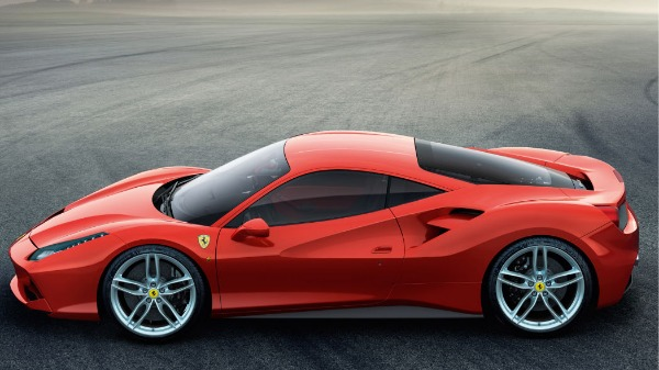 New 2019 Ferrari 488 GTB for sale Sold at Rolls-Royce Motor Cars Greenwich in Greenwich CT 06830 3