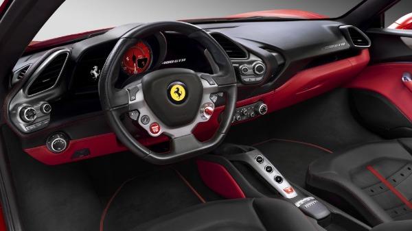 New 2019 Ferrari 488 GTB for sale Sold at Rolls-Royce Motor Cars Greenwich in Greenwich CT 06830 6