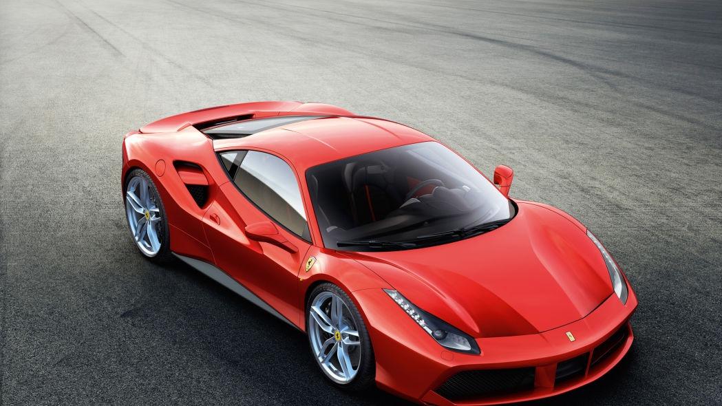 New 2019 Ferrari 488 GTB for sale Sold at Rolls-Royce Motor Cars Greenwich in Greenwich CT 06830 1