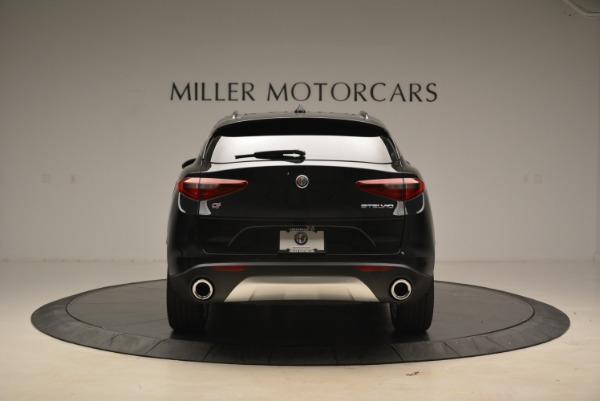 New 2018 Alfa Romeo Stelvio Ti Sport Q4 for sale Sold at Rolls-Royce Motor Cars Greenwich in Greenwich CT 06830 6