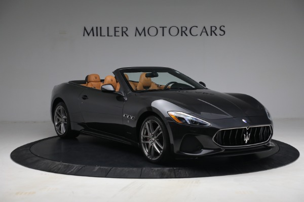 Used 2018 Maserati GranTurismo Sport for sale Call for price at Rolls-Royce Motor Cars Greenwich in Greenwich CT 06830 11