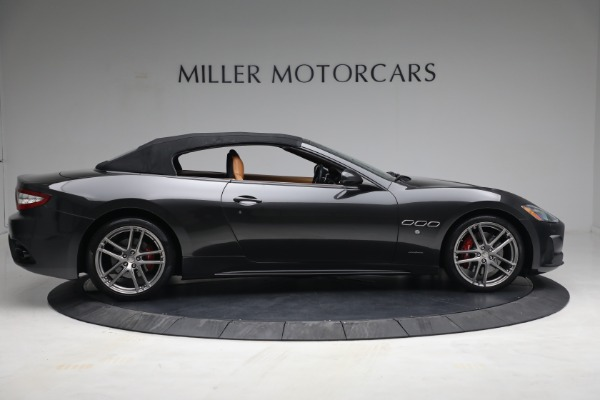 Used 2018 Maserati GranTurismo Sport for sale Call for price at Rolls-Royce Motor Cars Greenwich in Greenwich CT 06830 13