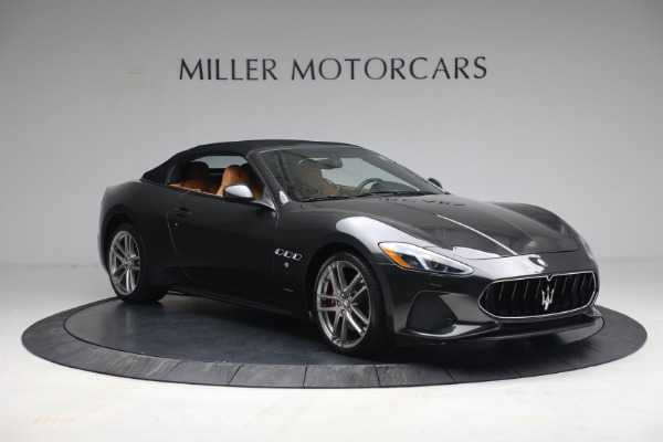 Used 2018 Maserati GranTurismo Sport for sale Call for price at Rolls-Royce Motor Cars Greenwich in Greenwich CT 06830 14