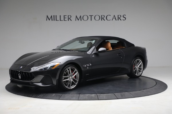 Used 2018 Maserati GranTurismo Sport for sale Call for price at Rolls-Royce Motor Cars Greenwich in Greenwich CT 06830 15