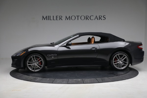 Used 2018 Maserati GranTurismo Sport for sale Call for price at Rolls-Royce Motor Cars Greenwich in Greenwich CT 06830 16