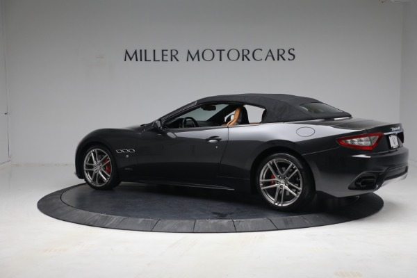 Used 2018 Maserati GranTurismo Sport for sale Call for price at Rolls-Royce Motor Cars Greenwich in Greenwich CT 06830 17