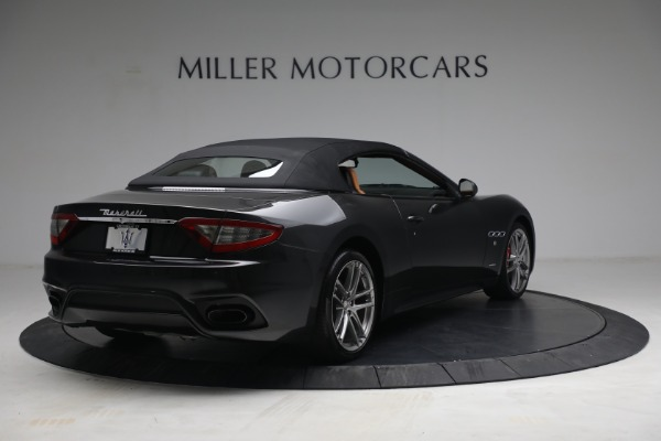 Used 2018 Maserati GranTurismo Sport for sale Call for price at Rolls-Royce Motor Cars Greenwich in Greenwich CT 06830 18