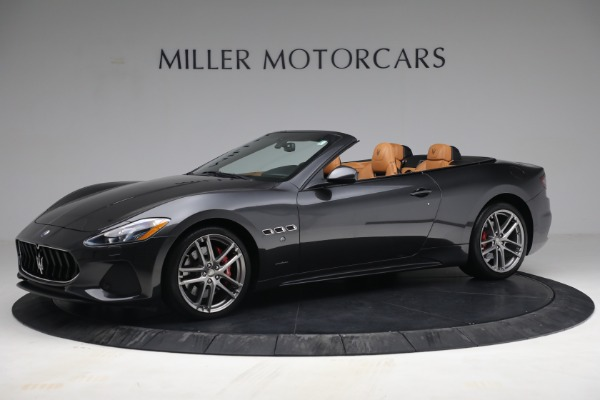 Used 2018 Maserati GranTurismo Sport for sale Call for price at Rolls-Royce Motor Cars Greenwich in Greenwich CT 06830 2