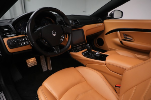 Used 2018 Maserati GranTurismo Sport for sale Call for price at Rolls-Royce Motor Cars Greenwich in Greenwich CT 06830 20
