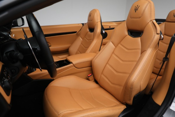 Used 2018 Maserati GranTurismo Sport for sale Call for price at Rolls-Royce Motor Cars Greenwich in Greenwich CT 06830 22