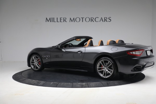 Used 2018 Maserati GranTurismo Sport for sale Call for price at Rolls-Royce Motor Cars Greenwich in Greenwich CT 06830 4