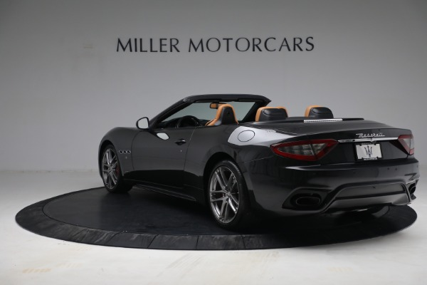 Used 2018 Maserati GranTurismo Sport for sale Call for price at Rolls-Royce Motor Cars Greenwich in Greenwich CT 06830 5